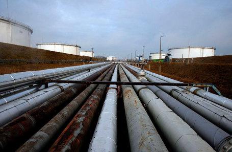 Нефтепровод «Дружба».