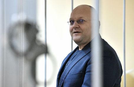 Бывший руководитель Главного следственного управления Следственного комитета РФ по городу Москве Александр Дрыманов.