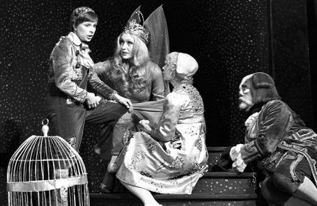 Спектакль «Синяя птица». 1984 год.