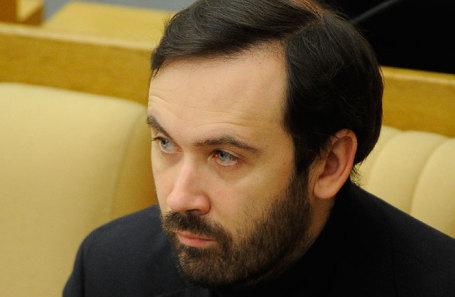 Илья Пономарев.