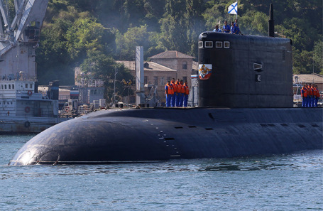 Подводная лодка «Краснодар».
