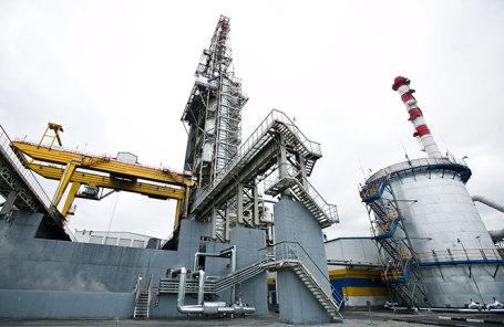 Антипинский нефтеперерабатывающий завод.