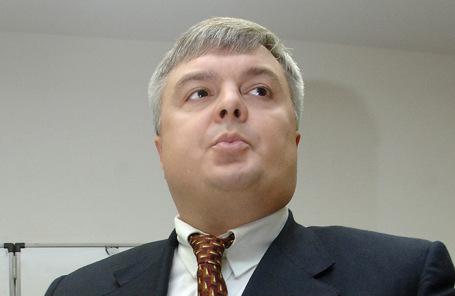 Владимир Столяренко.