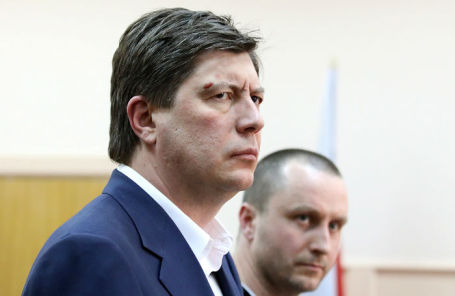 Бывший главный акционер банка «Югра» Алексей Хотин.