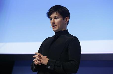 Павел Дуров.
