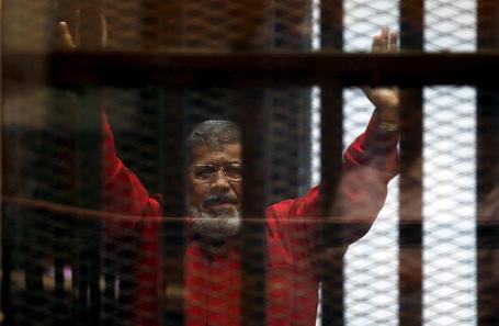 Мухаммед Мурси.