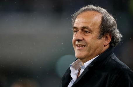 Бывший президент Союза европейских футбольных ассоциаций (УЕФА) Мишель Платини.