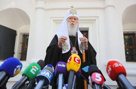 Патриарх Филарет.