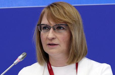 Ольга Наумова.