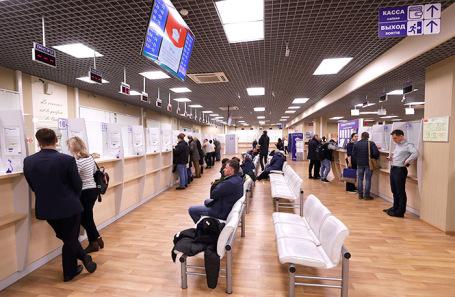 Визовый центр Франции в Москве.