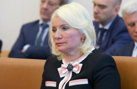 Татьяна Давыденко.