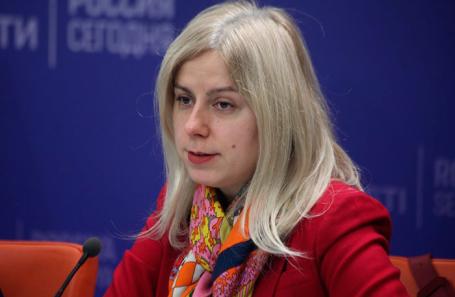 Анна Цфасман.