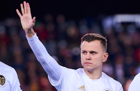Денис Черышев.
