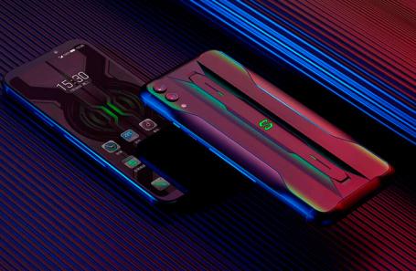Xiaomi Black Shark 2 Pro.