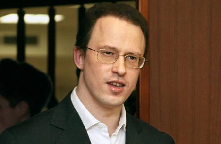 Алексей Френкель. Архивное фото, 2008 год.