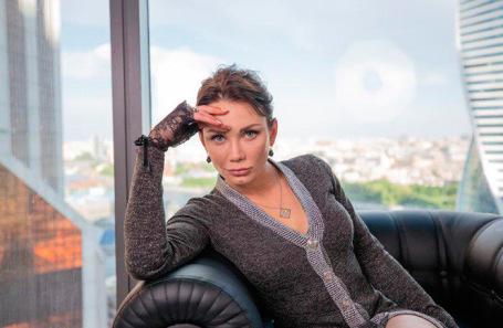 Екатерина Белых.