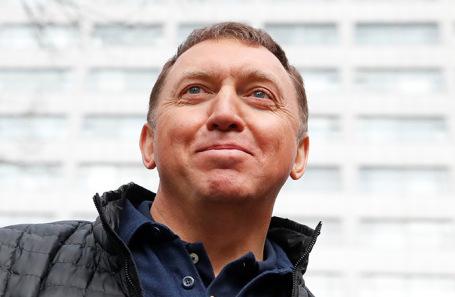 Олег Дерипаска.