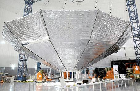 Космический телескоп «Спектр-М» (проект «Миллиметрон»).