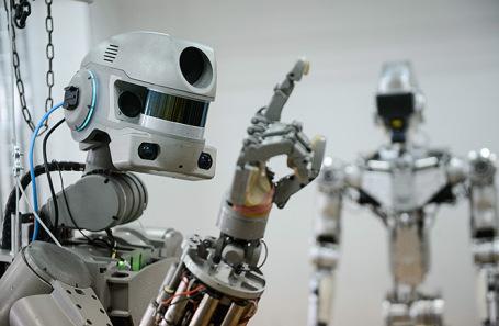 Робот «Федор».