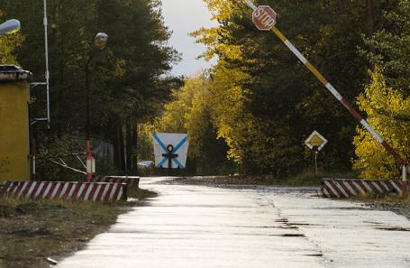 Полигон в Архангельской области, где 8 августа произошел взрыв.