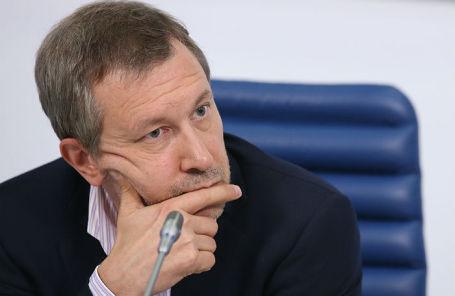 Директор Центра политической конъюнктуры Алексей Чеснаков.