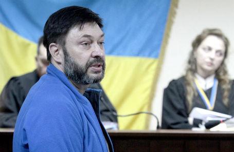 Главный редактор «РИА Новости Украина» Кирилл Вышинский.