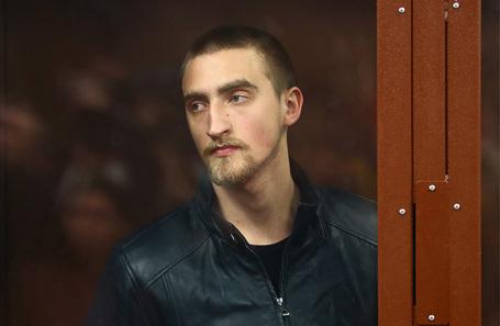 Павел Устинов.