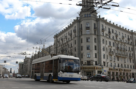 Ресторан «Армения» на Тверской улице.