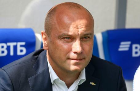 «Динамо» избавилось от основного тренера