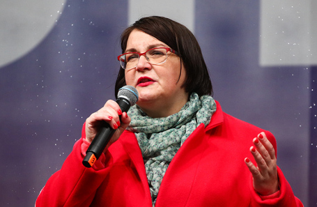 Юлия Галямина.