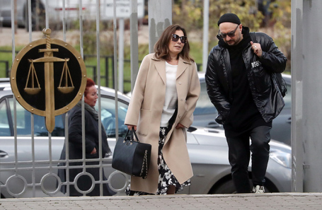 Рассмотрение в Мосгорсуде законности возврата прокурору дела «Седьмой студии» режиссера Серебренникова.