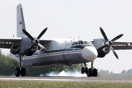 Самолет Ан-26 (архивное фото).