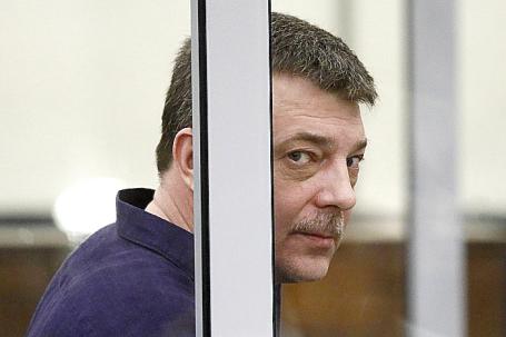 Экс-глава управления собственной безопасности СК РФ Михаил Максименко.