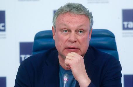 Серегй Жигунов.