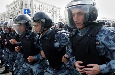 Москва, 3 августа 2019 года.