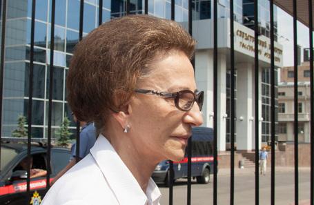 Тамара Морщакова.