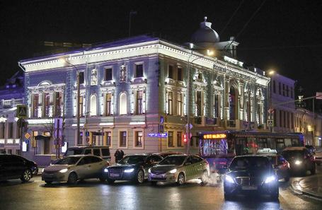 Театр «Школа современной пьесы».