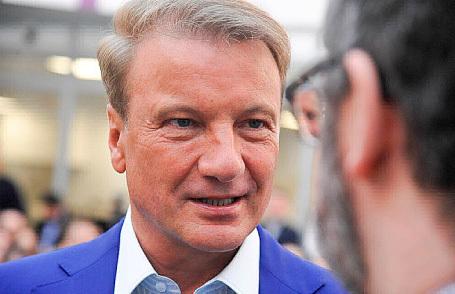 Президент, председатель правления ПАО «Сбербанк России» Герман Греф.