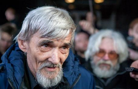 Глава карельского «Мемориала» Юрий Дмитриев.