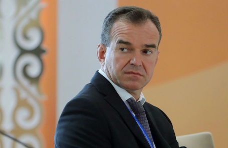 Губернатор Краснодарского края Вениамин Кондратьев.