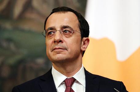 Министр иностранных дел Республики Кипр Никос Христодулидис.