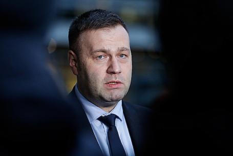 Министр энергетики и защиты окружающей среды Украины Алексей Оржель.