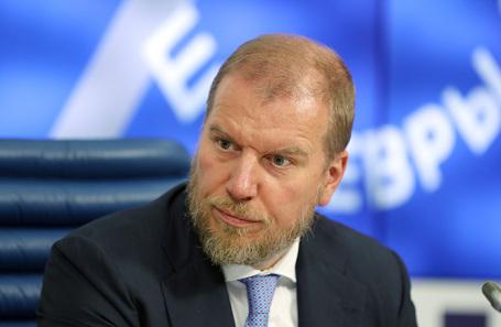 Алексей Ананьев.
