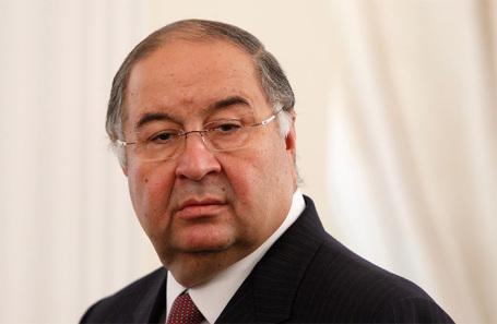 Алишер Усманов.