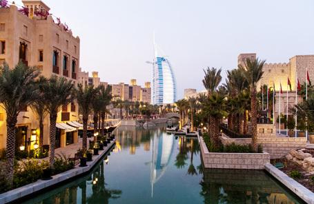 Дубай, ОАЭ.