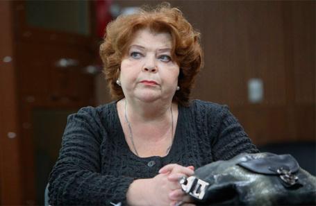 Нина Масляева.