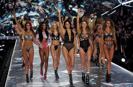 Шоу ангелов Victoria's Secret, ноябрь 2018 года.