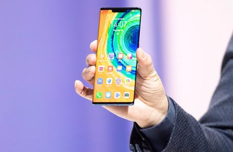 Huawei Mate 30 Pro.