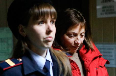 Ирина Голосная (справа).