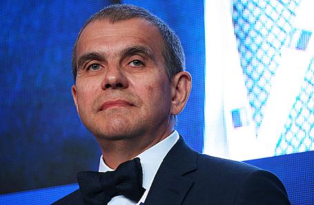 Генеральный директор S7 Group Владислав Филев.